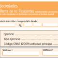 Imagen modelo 200 declaracion del impuesto sobre sociedades 2015