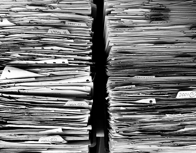 Obligacion de conservar la documentacion