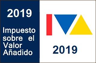 Cambios en el IVA para 2019